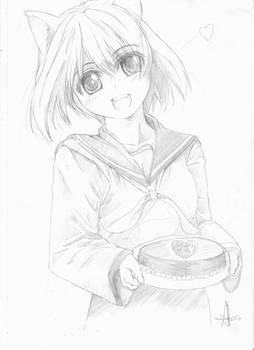 Fanart - Miyafuji Yoshika