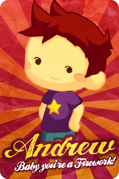 Andrew by Oughter