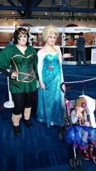 Let It Go, Lady Loki by breathing-dreams