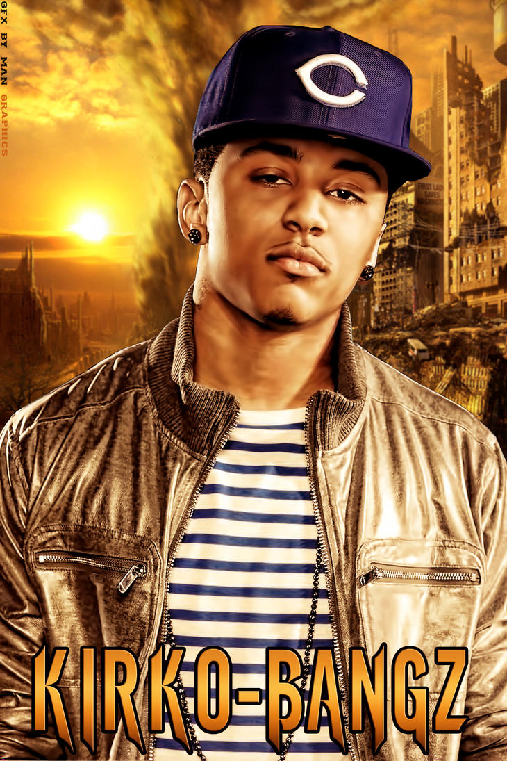 Kirko Bangz by Man-Graphics