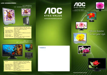 aoc phil flower brochure by spidey0318