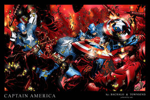 captain america lives on by spidey0318