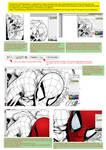 comic coloring tutorial prt1