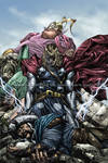 Thor vs warriors three