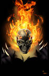 Ghost Rider by JHB