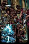 Rage of Thor 1 pg 1