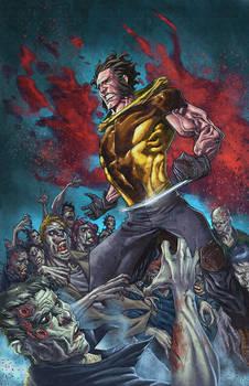World War Wolverine Z