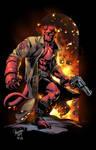 Hellboy- Omi Remalante colors