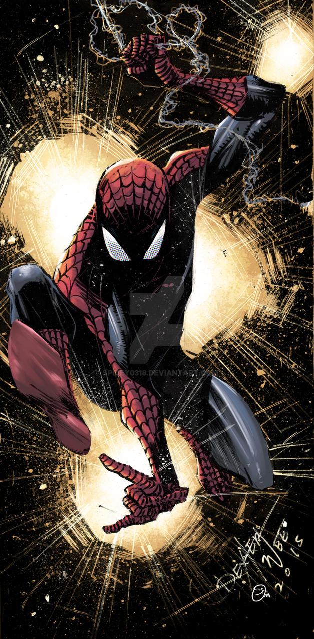 Spectacular Spider-Man by spidey0318
