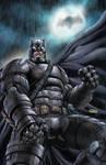 Armored Batman Colors