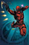 Deadpool: Kawaii!!!