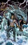Aquaman - colors