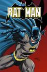 Classic 80's Batman Colors