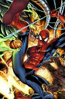 Spider-man vs Sinister Six part 2