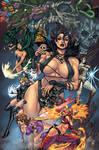 Aspen Universe Decimation # 4 cover