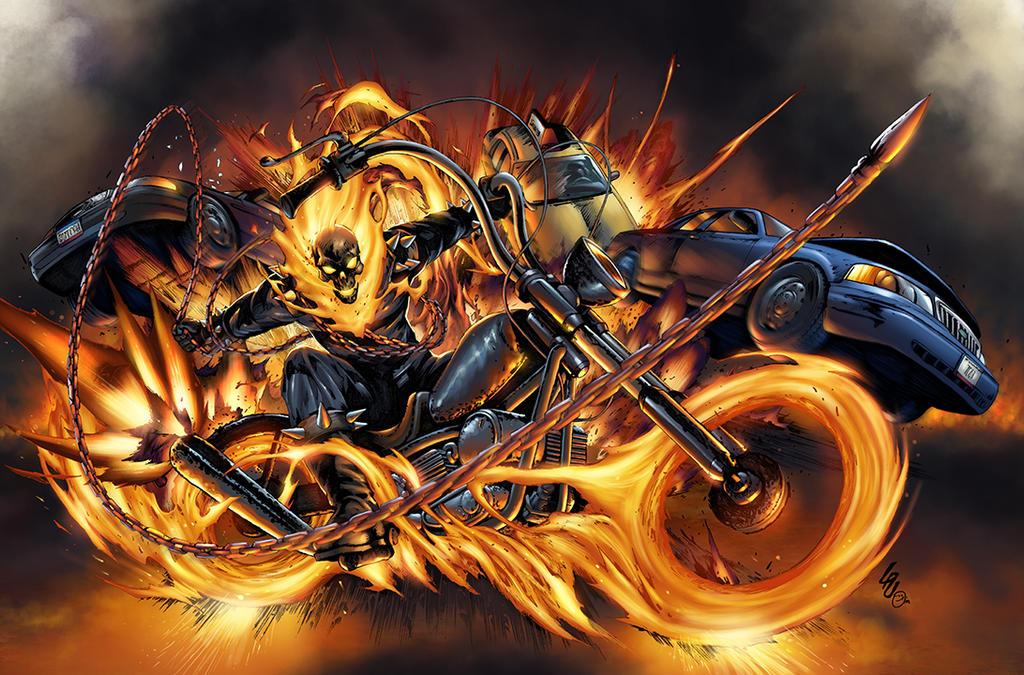 Ghost Rider Vengeance