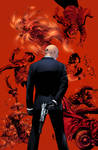 Agent 47: Birth of the Hitman #1 cover