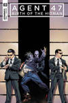 Agent47: Birth of the Hitman #3 cover