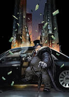 The Penguin - Mr. Cobblepot by spidey0318