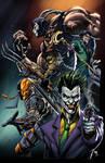 Batman Villains - Colors