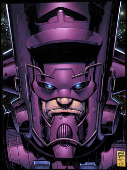 Galactus the Planet Eater
