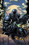 Agent Venom colors
