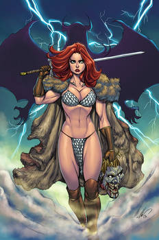Red Sonja : Age of Chaos #6