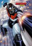 Mazinger Z - Rocket Punch!