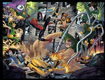 Spidey vs the Sinister Six
