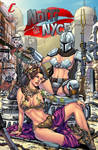 Notti and Nyce Star Wars day cover art