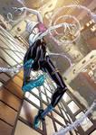 Spider Gwen colors