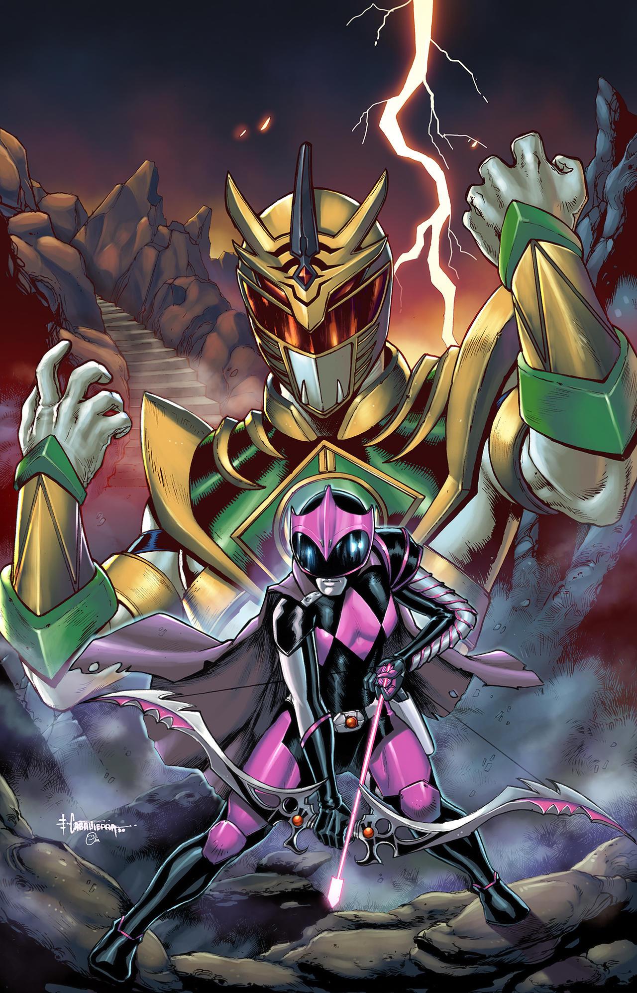 Power Rangers Drakkon New Dawn cover by spidey0318 on DeviantArt