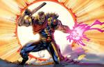 X-Men's Bishop