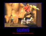 TF2: Genius