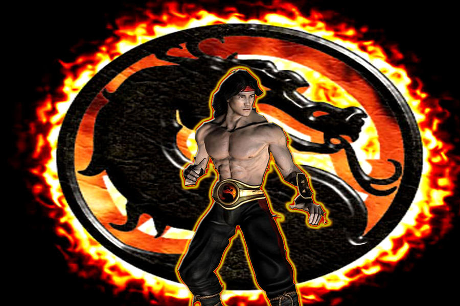 Mortal Kombat Liu Kang By Chey2011senior
