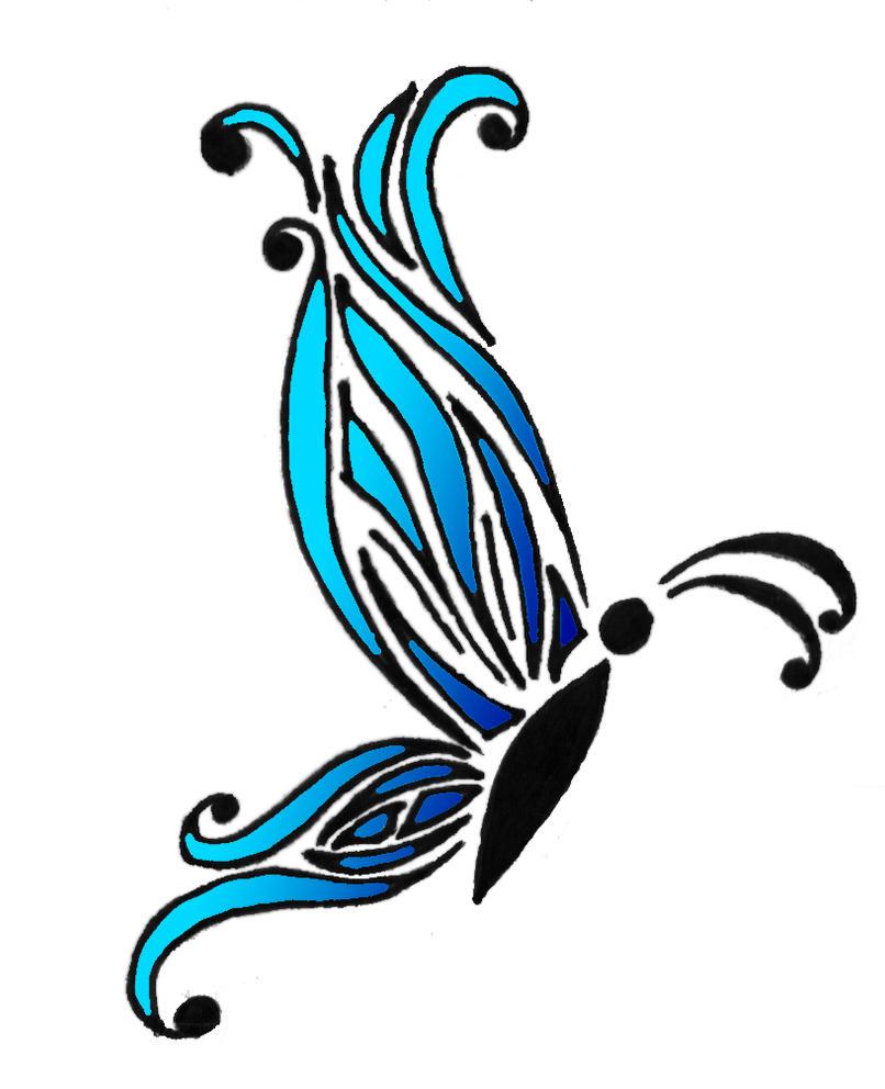 Kea's Blue Butterfly
