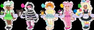 OTA Sanrio Themed Adopts! (2/5 OPEN)