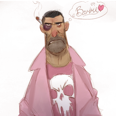 The Pink Punisher