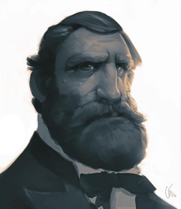 Civil War Dude by Corey-Smith