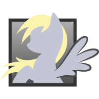 Derpy Icon 1 by karidyas