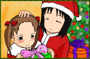 Miu's Merry Christmas by DKLreviews