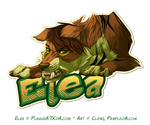 Badge Elea