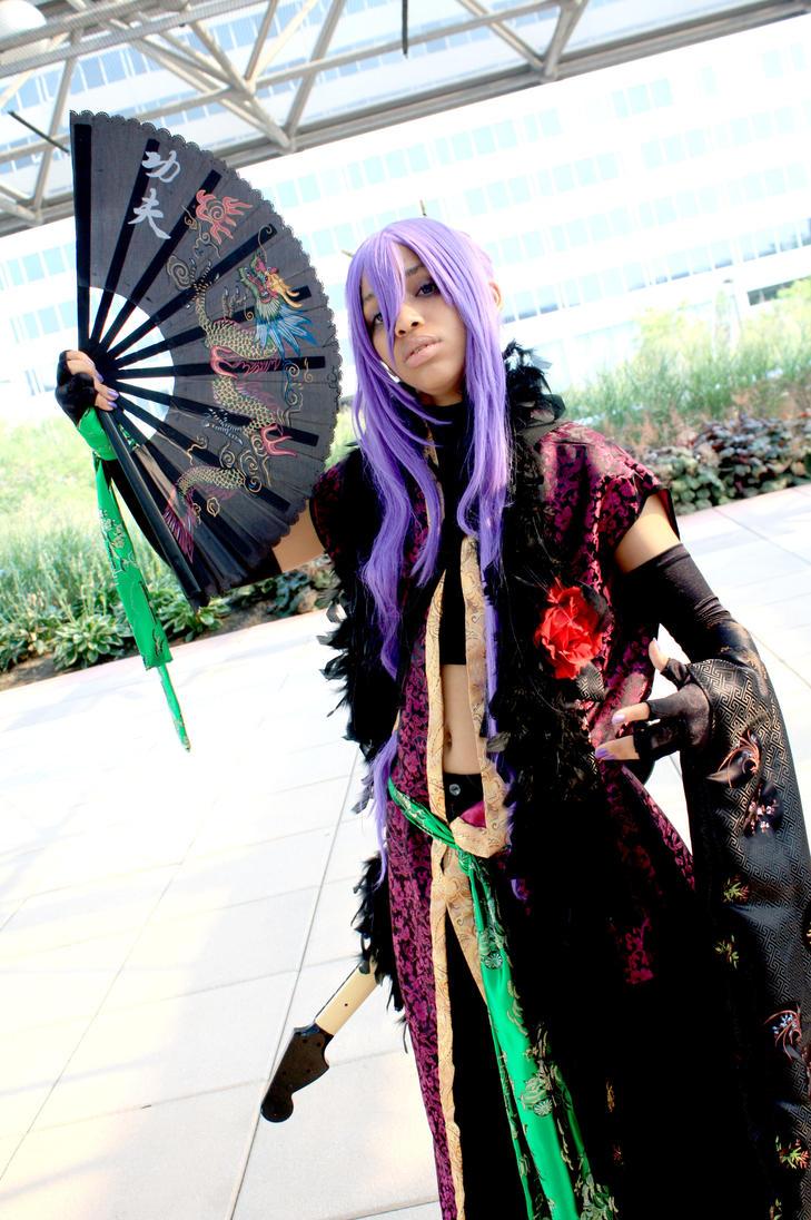 Otakon2011:Gakupo Setsugetsuka by Pandothiel-Elrond