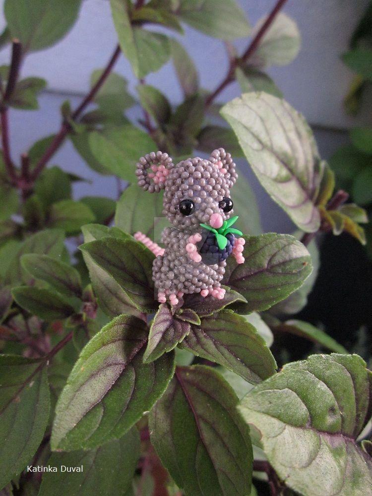 Mouse by Katinka-Duval