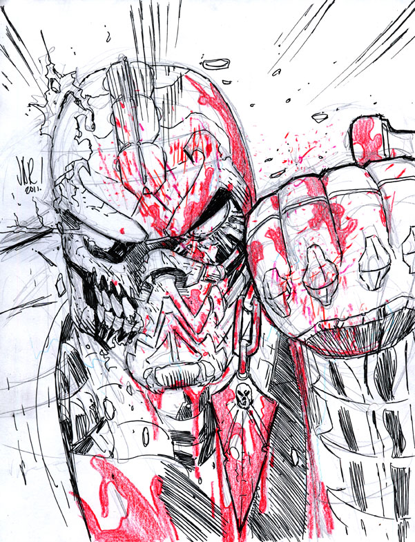 Scorpion Mortal Kombat By Jonathan Rector On Deviantart