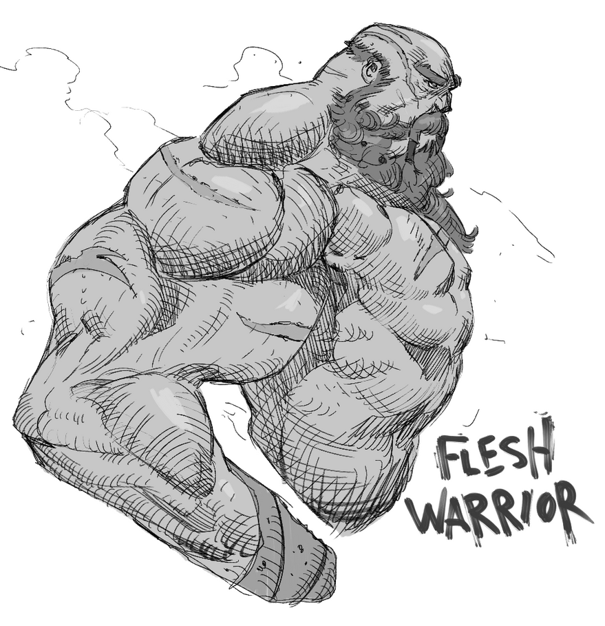 Pencil Warmup by jonathan-rector