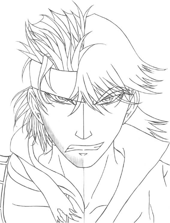Liquid and Snake MERGED by LaCidiana