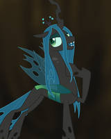 The Changeling Queen's Aria by GlacierFrostclaw