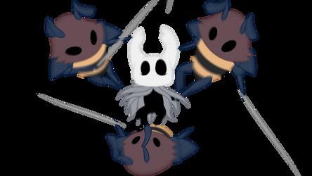 Hollow Knight Pure Vessel's Escape