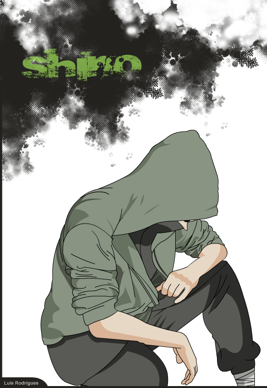 Aburame Shino by lrslink